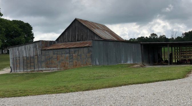 Bridges, Barns, and Beautiful Landscapes of Southern Indiana